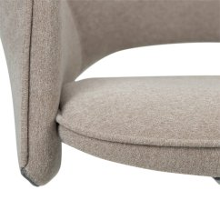 Zara Swivel Chair Queen Anne Covers Ireland Simpli Home Office In Taupe Axcochr 01