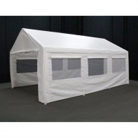 King Canopy 12' x 20' Canopy Sidewalls with Bug Screen ...