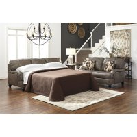 Ashley Kannerdy Queen Leather Sofa Bed - 8040239