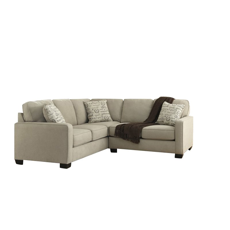 ashley alenya quartz sofa reviews how to ship a out of state sectional in 16600 56 66 kit