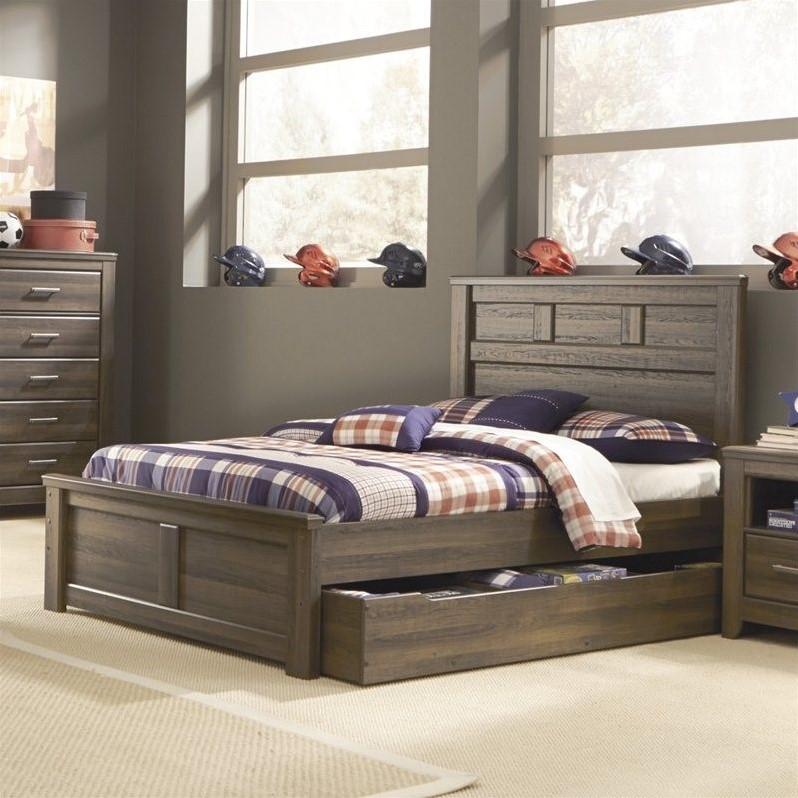 Signature Design By Ashley Furniture Juararo Panel Bed