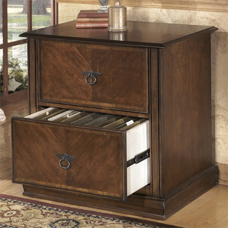 Ashley Furniture Hamlyn 2 Drawer Lateral File Cabinet  H52742