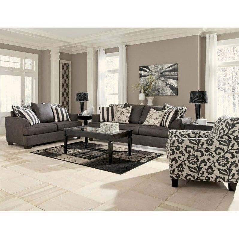 ashley leather sofas and loveseats white sofa sectional signature design by furniture levon microfiber ...