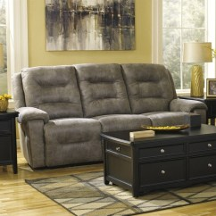 Deals On Reclining Sofas Sofa Bed Repairs Gold Coast Signature Design By Ashley Furniture Rotation Microfiber ...