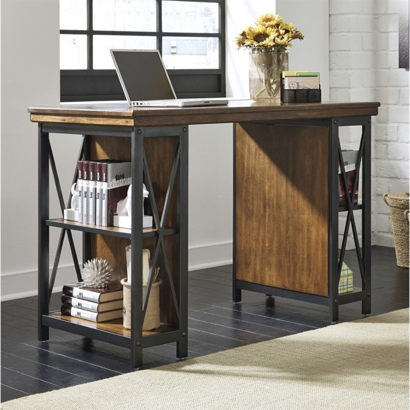 Ashley Shayneville Home Office Counter Height Desk in
