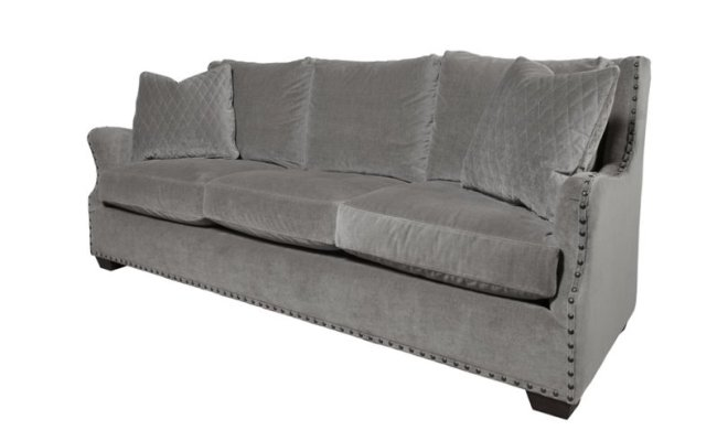 Universal Furniture Curated Connor Upholstered Sofa In