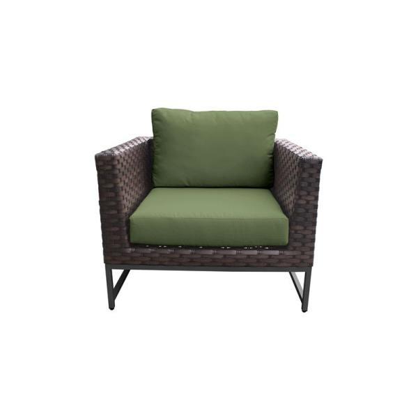 Barcelona 10 Piece Outdoor Wicker Patio Furniture Set 10c