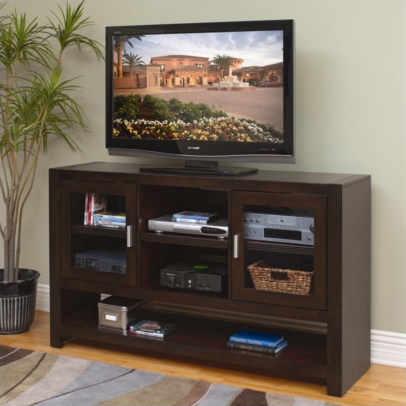 Kathy Ireland Home By Martin Carlton 36 Tall TV Stand In
