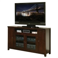 Martin Furniture Tribeca Loft Cherry 36 Tall TV Stand ...