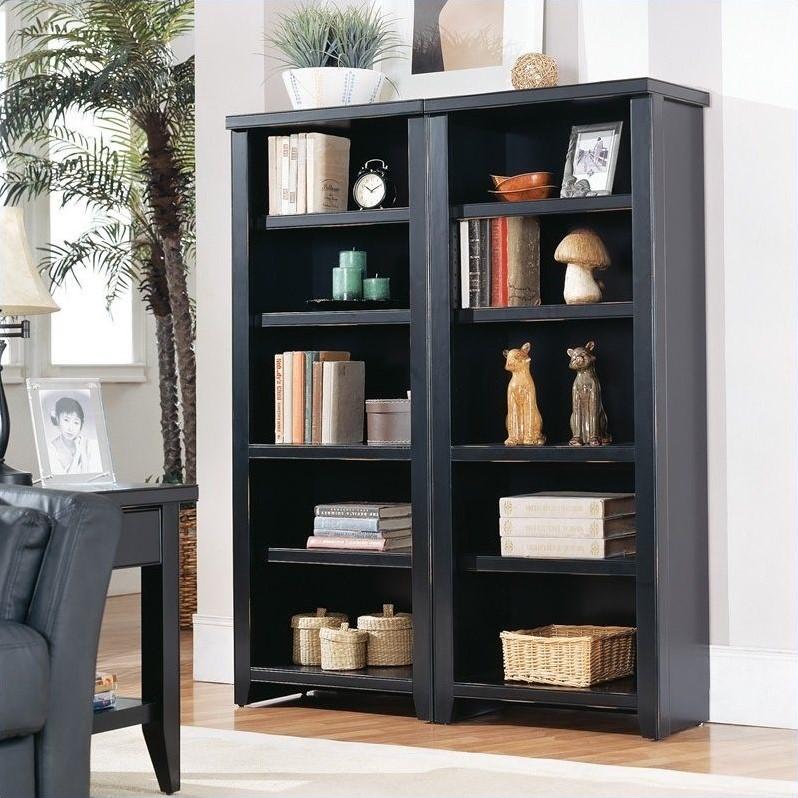 Kathy Ireland Home By Martin Tribeca Loft Small Bookcase