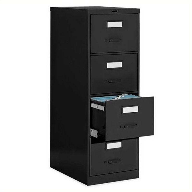 Global Office 4 Drawer Vertical Metal File Cabinet  25450