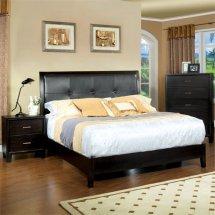 Furniture Of America Muscett 3 Piece Queen Bedroom Set In