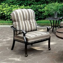 Furniture Of America Nanette Outdoor Patio Chair Set 2