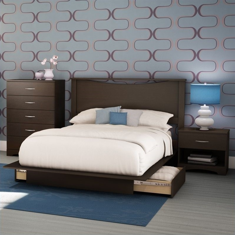 Queen Bedroom Sets Storage