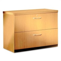 Mayline Aberdeen 2 Drawer Freestanding Lateral Filing ...