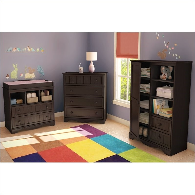 What are the shipping options for nursery dressers & armoires? cymax stores