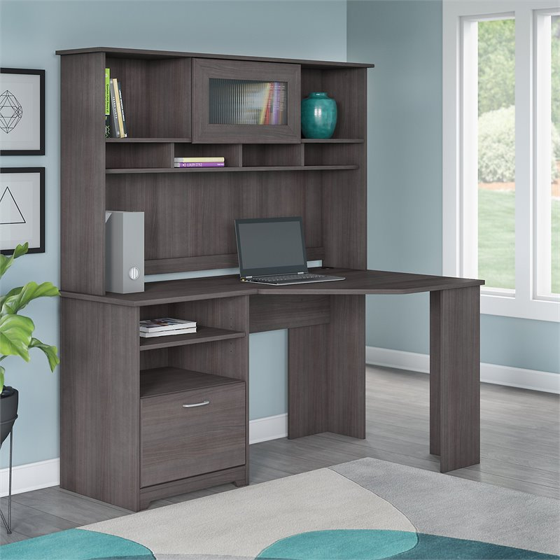Computer Desk Home Office Workstation Table Corner with