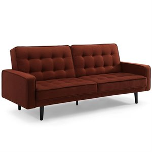 sofa convertibles cat bed convertible sofas cymax stores trieste splitback by sealy