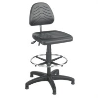 Deluxe Dark Grey Workbench Drafting Chair/Drafting Chair ...