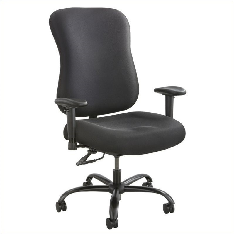 big and tall office chairs chair cover hire west london 400lb in black 3590bl