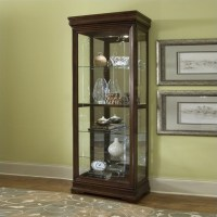 Pulaski Gallery Curio Cabinet