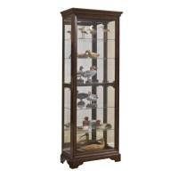 Pulaski Gallery Curio Cabinet 715709351055   eBay