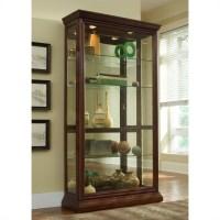 Pulaski Eden House Curio Cabinet - 20542