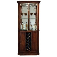 Howard Miller Piedmont Wine and Spirits Corner Home Bar ...