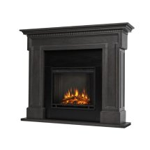 Real Flame Thayer Electric Fireplace In Gray - 5010e-gry