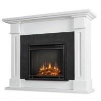 Real Flame Kipling Electric Fireplace White - 6030E-W
