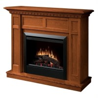 Dimplex Caprice Free Standing Electric Fireplace in Warm ...