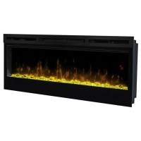 """Dimplex Prism 50"""" Wall Mount Linear Electric Fireplace ..."""