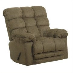 Catnapper Sofas And Loveseats Round Sofa Set Manufacturers Magnum Chaise Rocker Recliner Chair In Sage ...