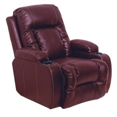 Catnapper Sofas And Loveseats Robert Michael Jackson Sofa Top Gun Leather Power Theater Recliner In Red ...
