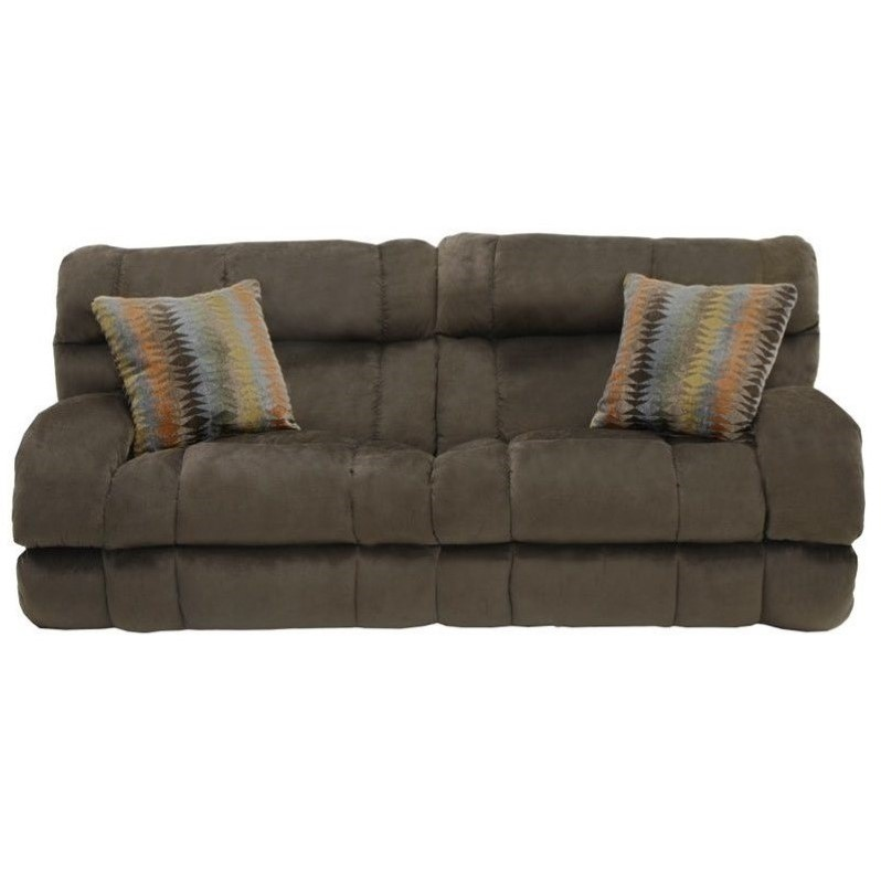 catnapper reclining sofas reviews platform sleeper sofa siesta lay flat fabric in ...