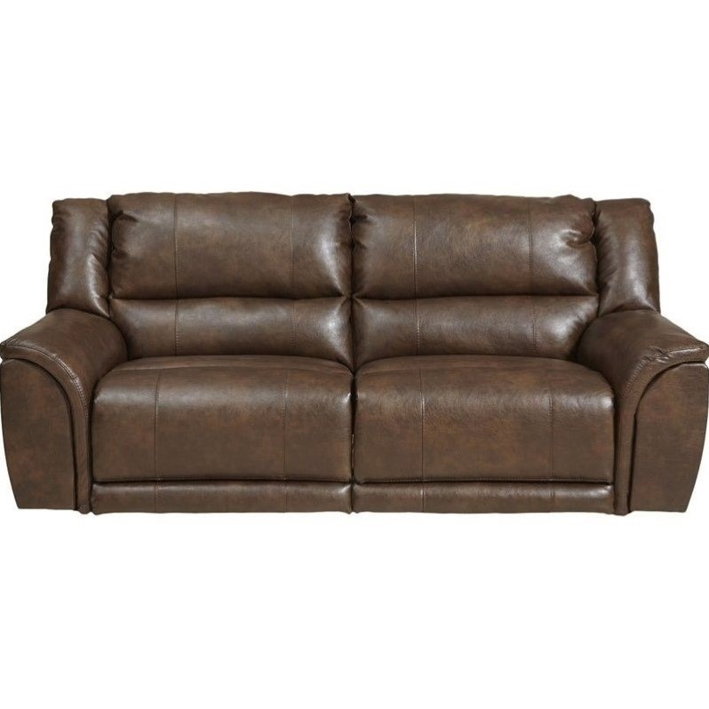 catnapper reclining sofas reviews red sofa bed argos carmine lay flat leather in ...