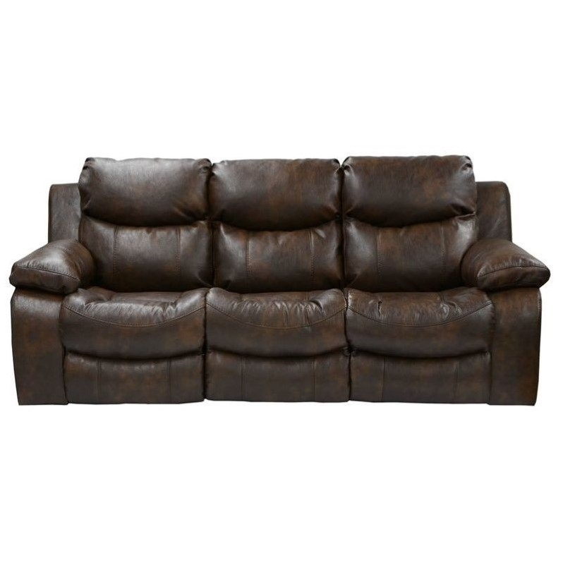 catnapper reclining sofas reviews multi use sofa set catalina leather in timber ...