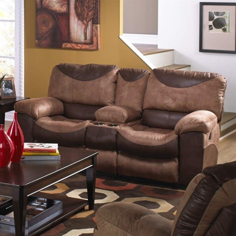 catnapper reclining sofas reviews horchow annalise sofa portman polyester power console ...