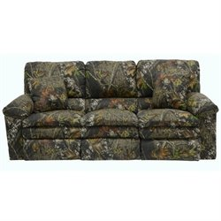 voyager lay flat triple reclining sofa duck feather filling catnapper recliners, loveseats, sofas, sectionals, gliders ...
