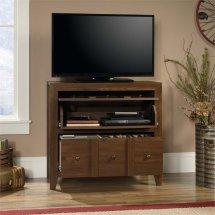 Sauder Dakota Pass 2 Drawer File Cabinet Tv Stand In Rum