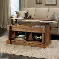 Sauder Palladia Lift Top Coffee Table in Vintage Oak - 420716