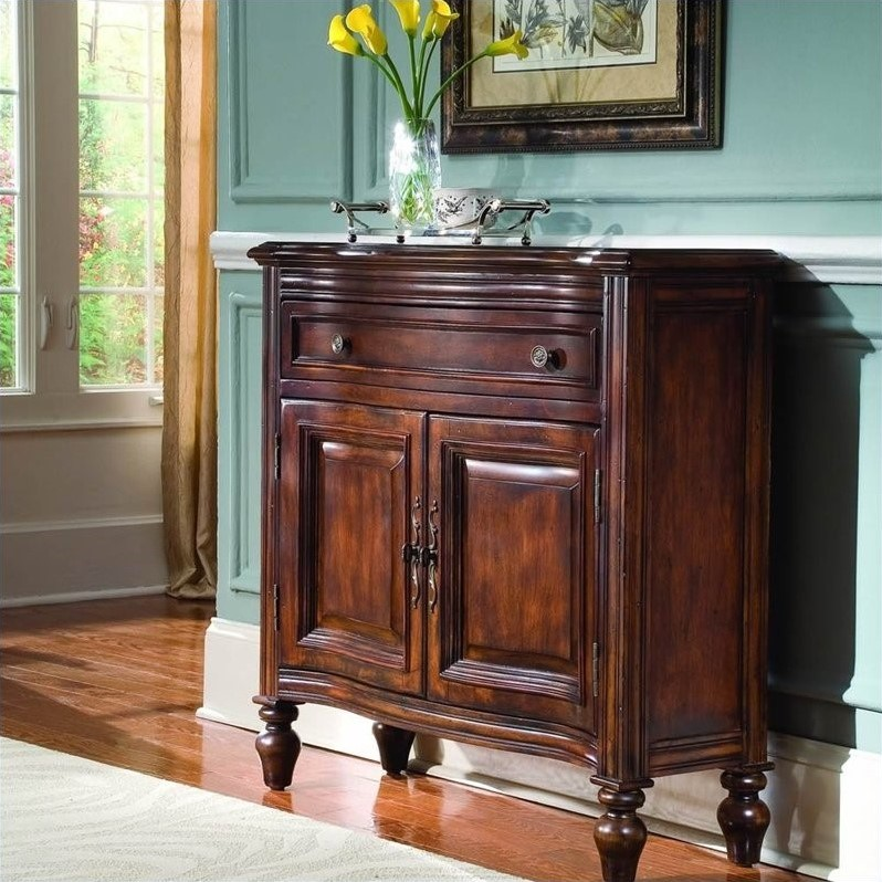Hooker Furniture Seven Seas Wood Top Hall Chest  50050574