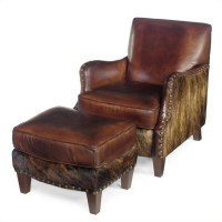 Hooker Furniture Seven Seas Leather Club Chair with ...