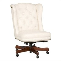 Hooker Furniture Seven Seas Tufted Executive Office Chair ...