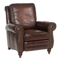 Hooker Furniture Seven Seas Leather Recliner Arm Chair ...