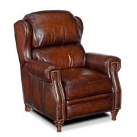 Hooker Furniture Seven Seas Leather Recliner in Sedona ...