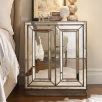 Mirrored Nightstands For Sale - Home Design Photo