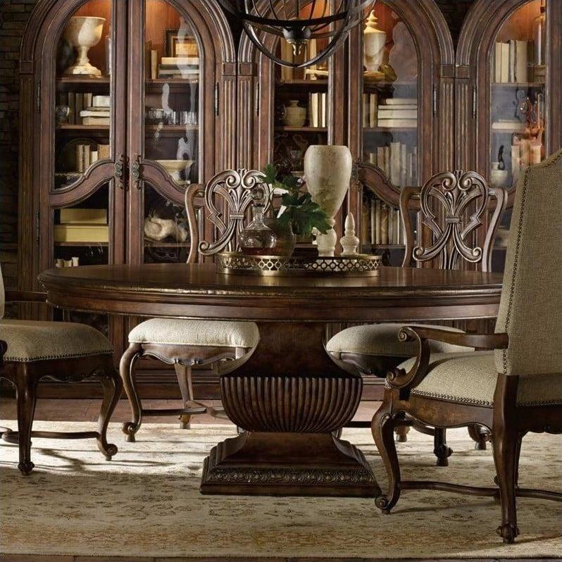 Hooker Furniture Adagio 72 Round Dining Table  509175213