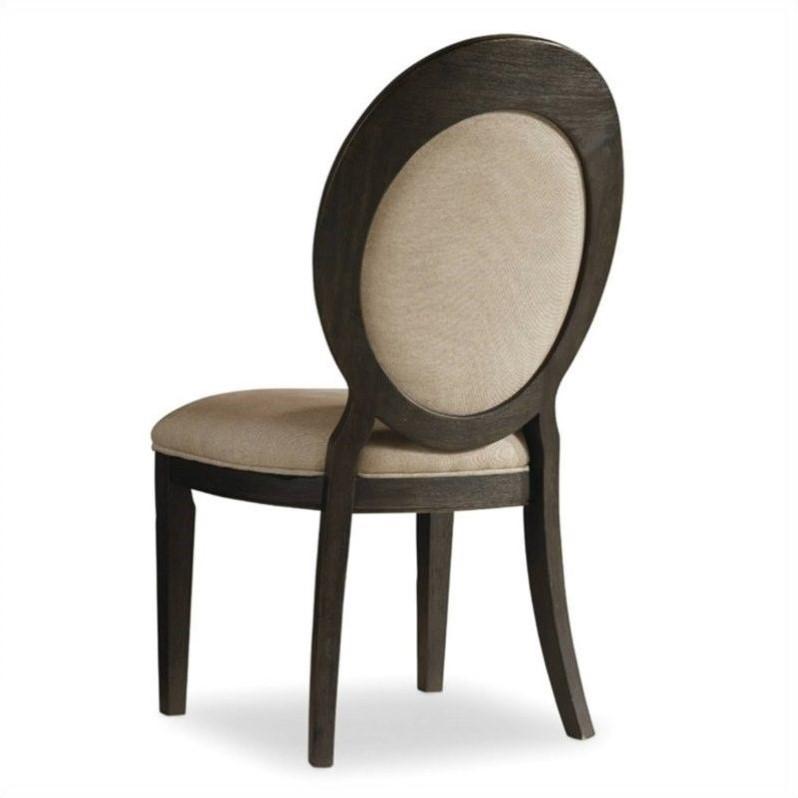 Hooker Furniture Corsica Upholstered Oval Back Dining