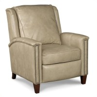Hooker Furniture Leather Recliner Chair in Empyrean Tweed ...